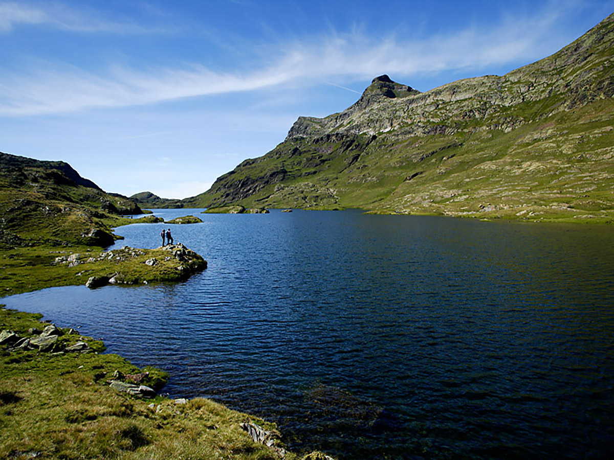 lago liat pirineos